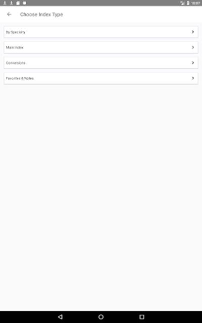 Clinical Calculator PLUS screenshot 10