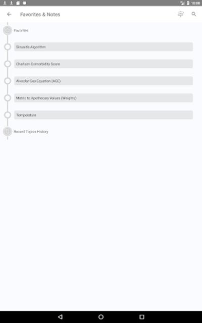 Clinical Calculator PLUS screenshot 16