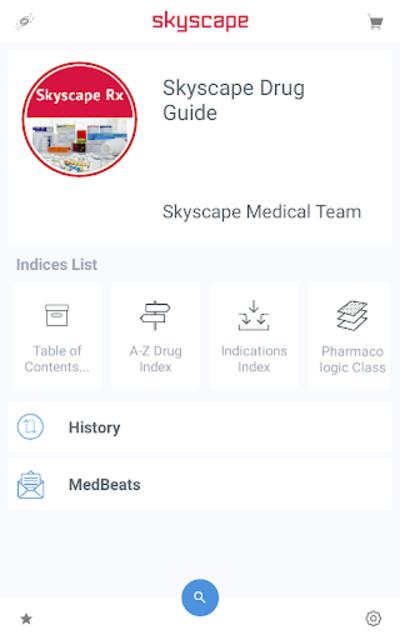 Skyscape Rx - Drug Guide screenshot 14