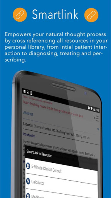 Skyscape Medical Library screenshot 5