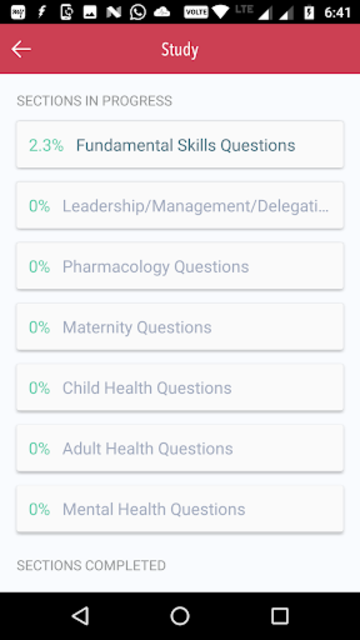 SAUNDERS Q&A REVIEW CARDS FOR NCLEX-PN® EXAM screenshot 2