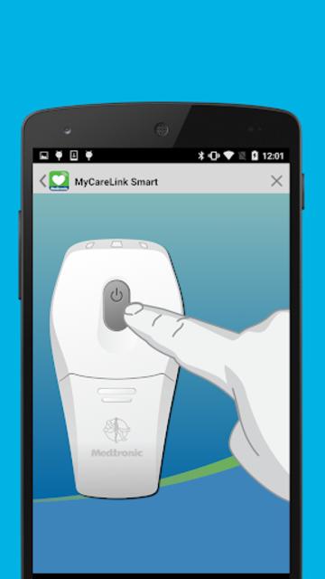 MyCareLink Smart™ US screenshot 2