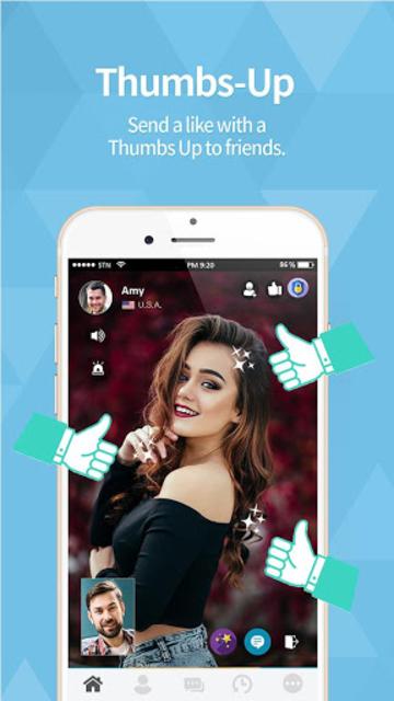 Cocoa Talk - Random Live Video Chat screenshot 3