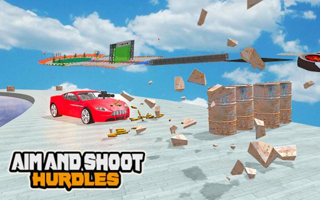 Mega Car Ramp Impossible Stunt Game screenshot 19