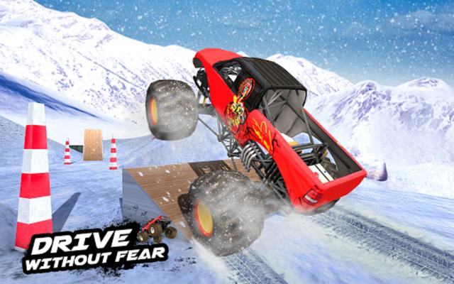 Mega Ramp Monster Truck Racing Games screenshot 4