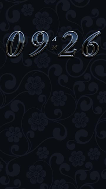 DEVANCE Digital Clock Widget screenshot 3