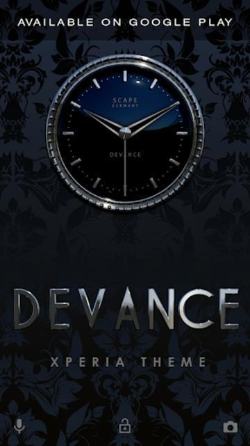 DEVANCE Digital Clock Widget screenshot 7