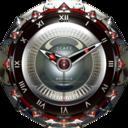 Icon for MAGNOLIA Analog Clock Widget