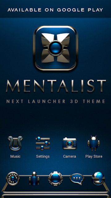 MENTALIST Digital Clock Widget screenshot 7