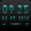 Icon for MINOR Digital Clock Widget