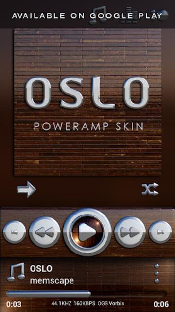OSLO Analog Clock Widget screenshot 6