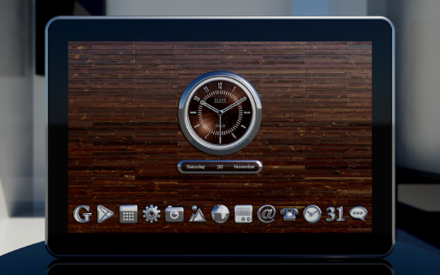 OSLO Analog Clock Widget screenshot 12