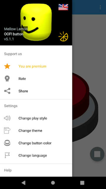 About: OOF! Roblox Button (Google Play version) | OOF! Roblox Button
