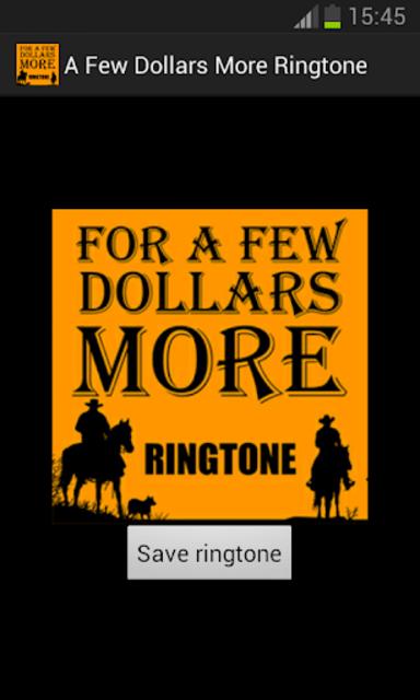 For A Few Dollars More screenshot 1
