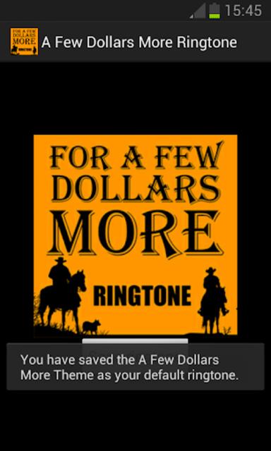 For A Few Dollars More screenshot 2