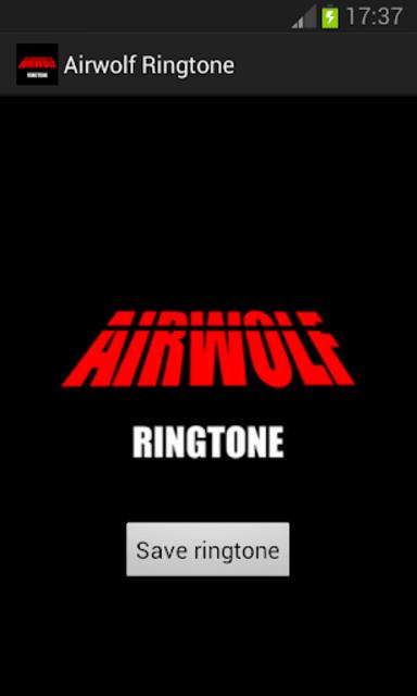 Airwolf Ringtone screenshot 1