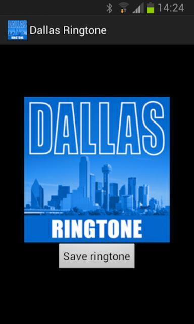 Dallas Ringtone screenshot 1