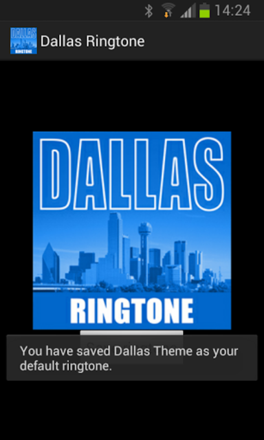 Dallas Ringtone screenshot 2