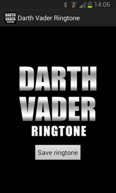 Darth Vader Ringtone screenshot 1