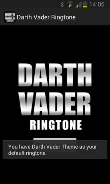 Darth Vader Ringtone screenshot 2