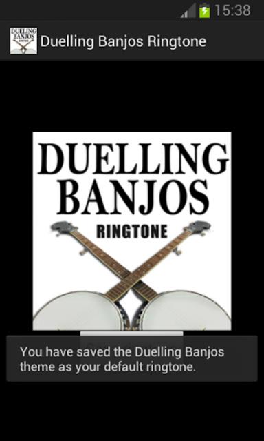 Duelling Banjos Ringtone screenshot 1