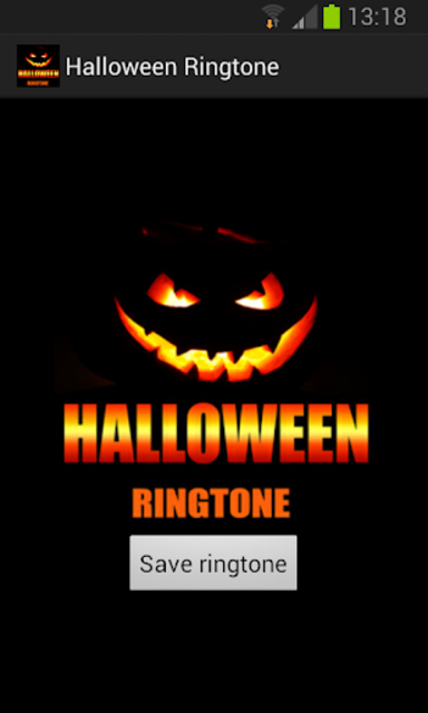 Halloween Ringtone screenshot 1