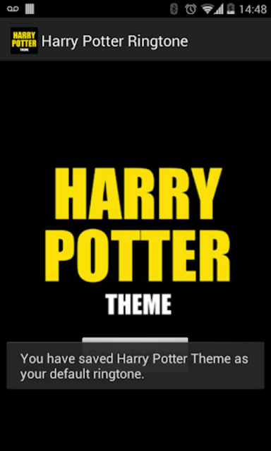 Harry Potter Ringtone screenshot 2