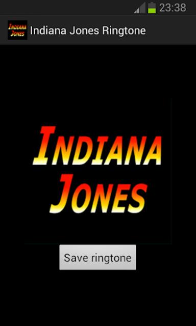 Indiana Jones Ringtone screenshot 1