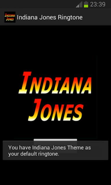 Indiana Jones Ringtone screenshot 2