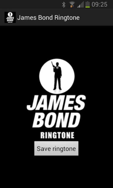 James Bond Ringtone screenshot 1