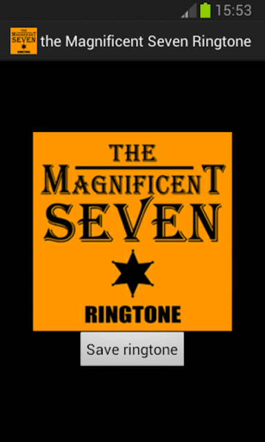 The Magnificent Seven screenshot 1