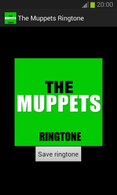 The Muppets Ringtone screenshot 1