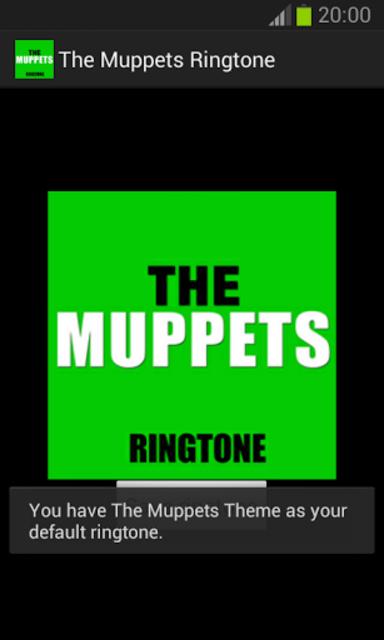 The Muppets Ringtone screenshot 2