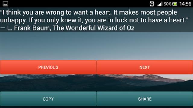 Relationship Quotes screenshot 5