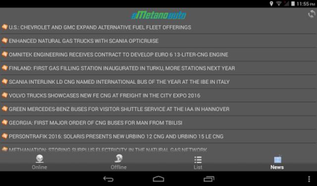 aMetanoauto screenshot 12