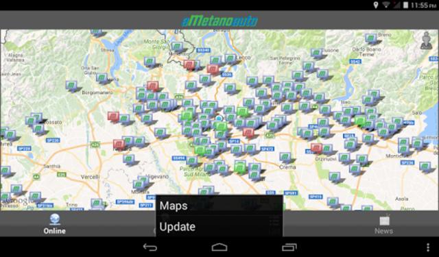 aMetanoauto screenshot 14
