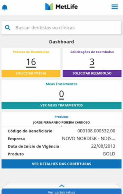 MetLife Brasil screenshot 1