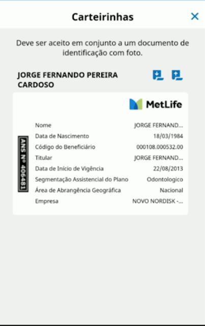 MetLife Brasil screenshot 2