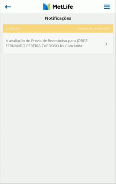 MetLife Brasil screenshot 3