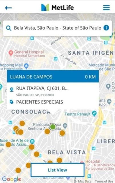 MetLife Brasil screenshot 4