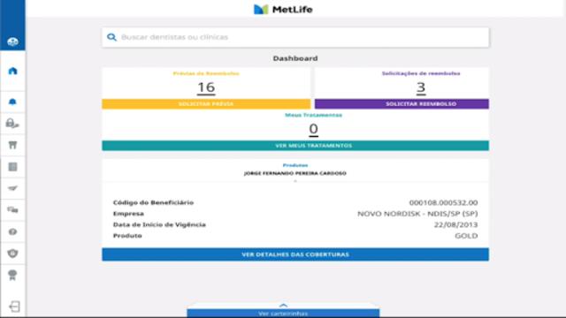 MetLife Brasil screenshot 8