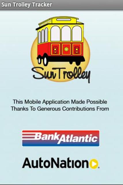 Sun Trolley Tracker screenshot 1