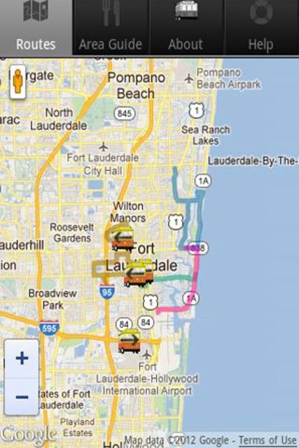 Sun Trolley Tracker screenshot 3