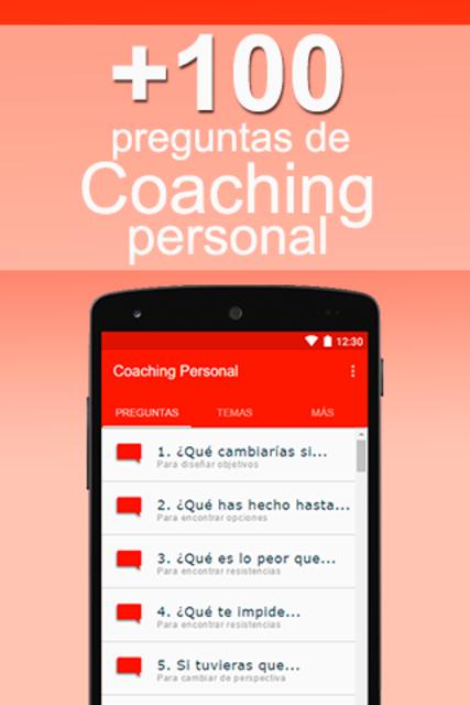 Personal Coaching PRO screenshot 1