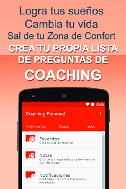 Personal Coaching PRO screenshot 3