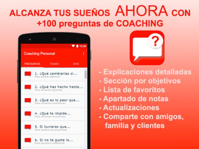 Personal Coaching PRO screenshot 5