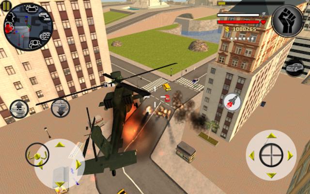 Stickman Rope Hero screenshot 17