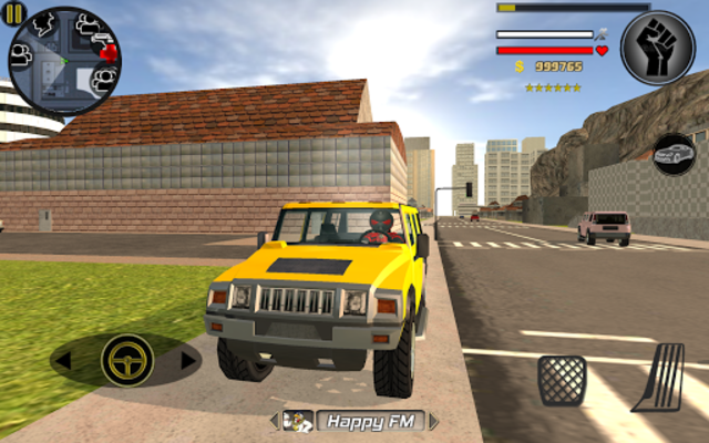 Stickman Rope Hero screenshot 18