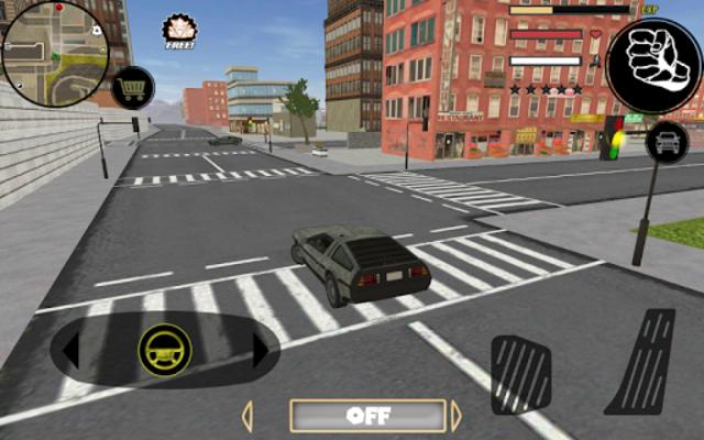 Stickman Rope Hero screenshot 6