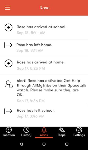 AllMyTribe screenshot 3